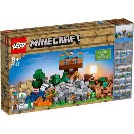 LEGO® Minecraft 21135 Kreatívny box 2.0