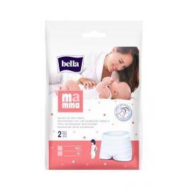 Bella Happy Bella Mamma sieťované nohavičky, 2 ks, veľkosť M / L