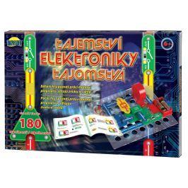 Teddies Tajomstvo elektroniky 180 experimentov