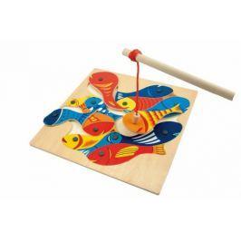WOODY Rybičky s udičku - magnetická hra