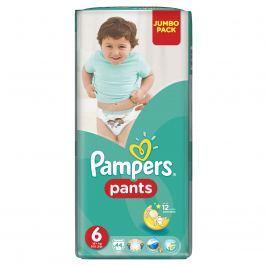 Pampers Pants plienkové nohavičky 6 Extra Large (16-22 kg), 44 ks