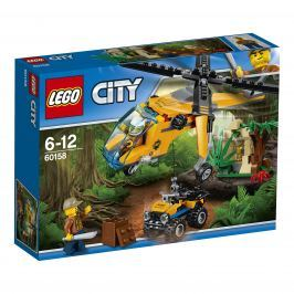 LEGO® City 60158 Jungle Explorers Nákladná helikoptéra do džungle