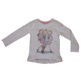 Carodel Dievčenské tričko s babami - béžové
