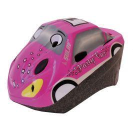 Sulov Detská prilba CAR, ružová - veľkosť S