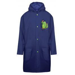 LOAP Chlapčenská pláštenka Xantos - modrá