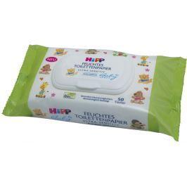 HiPP Babysanft Vlhčený Toaletný Papier Ultra Sensitive, 50 ks