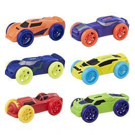 Nerf Nitro náhradné autíčka 6 ks