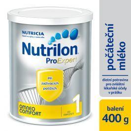Nutrilon dojčenské mlieko 1 Omneo Comfort 400g