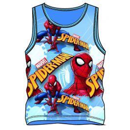 Disney by Arnetta Chlapčenské tielko Spiderman - farebné