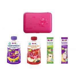 HiPP Desiatový box ružový