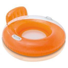 Intex Leňoška kruhová plávacie, oranžová