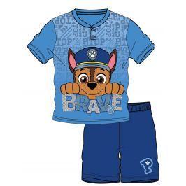 Disney by Arnetta Chlapčenské pyžamo Paw Patrol - modré