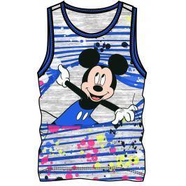 Disney by Arnetta Chlapčenské tielko Mickey Mouse - farebné