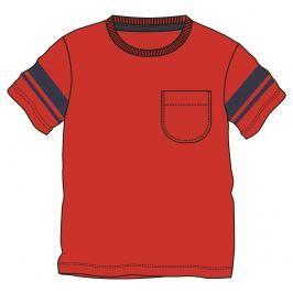Mix 'n Match Chlapčenské tričko - červené