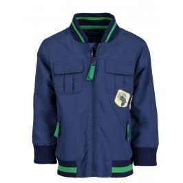 Blue Seven Chlapčenská bunda - modrá