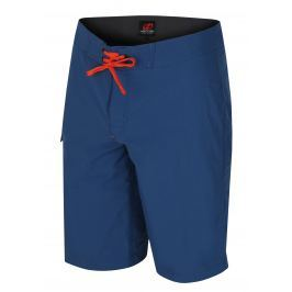 Hannah Chlapčenské nohavice VECT - tmavo modré