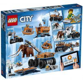 LEGO® City 60195 Mobilná polárna stanica