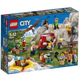 LEGO® City 60202 Sada postáv - dobrodružstvo v prírode