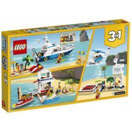 LEGO® Creator 31083 Dobrodružná plavba