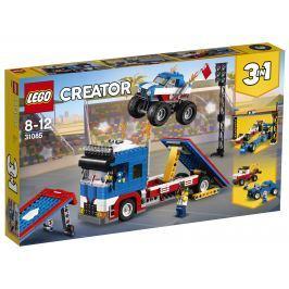 LEGO® Creator 31085 Mobilné kaskadérske predstavenia