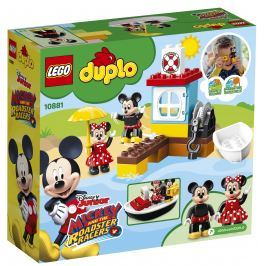 LEGO® DUPLO® Disney ™ 10881 Mickeyho loďka
