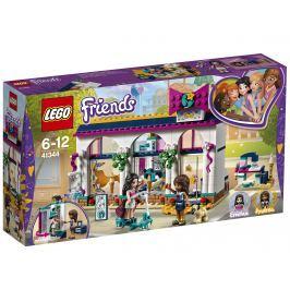 LEGO® Friends 41344 Andrea a jej obchod s módnymi doplnkami
