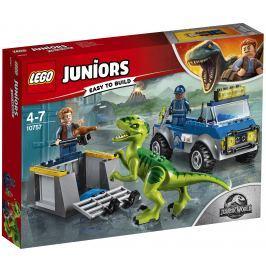 LEGO® Juniors 10757 Vozidlo pre záchranu Raptora