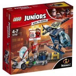 LEGO® Juniors 10759 Elastižena: prenasledovanie na streche