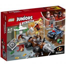 LEGO® Juniors 10760 Bankové lúpež Podkopávače