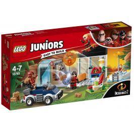 LEGO® Juniors 10761 Veľký útek z domu