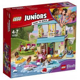 LEGO® Juniors 10763 Stephanie a jej dom pri jazere