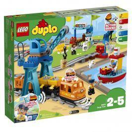 LEGO® DUPLO® Town 10875 Nákladný vlak