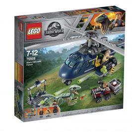 LEGO® JurassicWorld 75928 Prenasledovanie Blue helikoptérou
