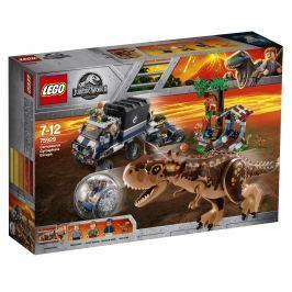 LEGO® JurassicWorld 75929 Útek carnotaurom z Gyrosféry