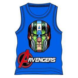 Disney by Arnetta Chlapčenské tielko Avengers - modré