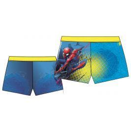 b299fc225 Disney by Arnetta Chlapčenské plavky Spiderman - modro-žlté