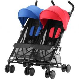 Britax Römer Kočík Holiday Double, Red / Blue