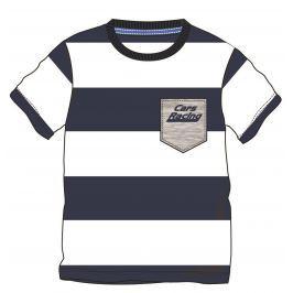 Mix 'n Match Chlapčenské pruhované tričko - modro-biele