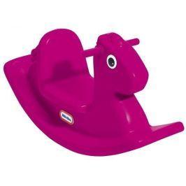 Little Tikes Hojdací koník - purpurový