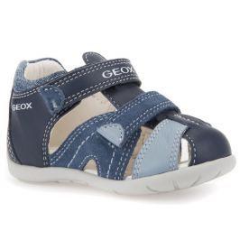Geox Chlapčenské sandále Kaytan - modré