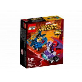 LEGO® Super Heroes 76073 Mighty Micros: Wolverine vs. Magneto