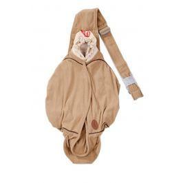 Lodger Nosidlo a fusak Shelter Fleece Reluxury Sepia