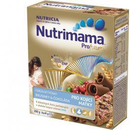 Nutrimama Cereálne tyčinky brusnica / čokoláda, 200 g