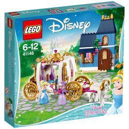 LEGO® Disney Princess 41146 Popoluškin kúzelný večer