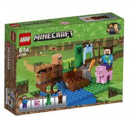 LEGO® Minecraft 21138 Melónová farma