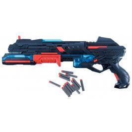 Teddies Pištoľ plast 50cm na penové náboje