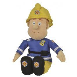 Simba Požiarnik Sam - Plyšová figúrka 45 cm