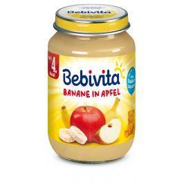 Bebivita Jablká s banánom 6x190g