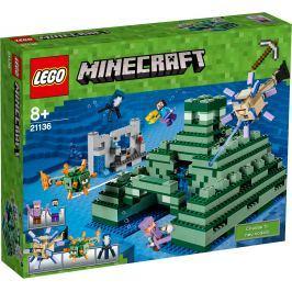 LEGO® Minecraft 21136 Pamätník v oceáne