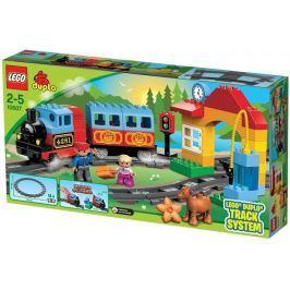 LEGO® DUPLO® 10507 Ville Môj prvý vláčik